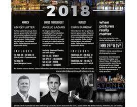 #6 for 2018 Event Calendar by DaveWL