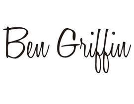 #7 for Looking for a professional hand drawn digital signature similar to the below examples for the name Ben Griffin. af zippo33