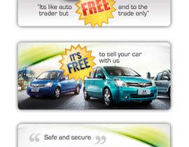 #45 para Graphic Designs for Car Selling Website por faisalkreative