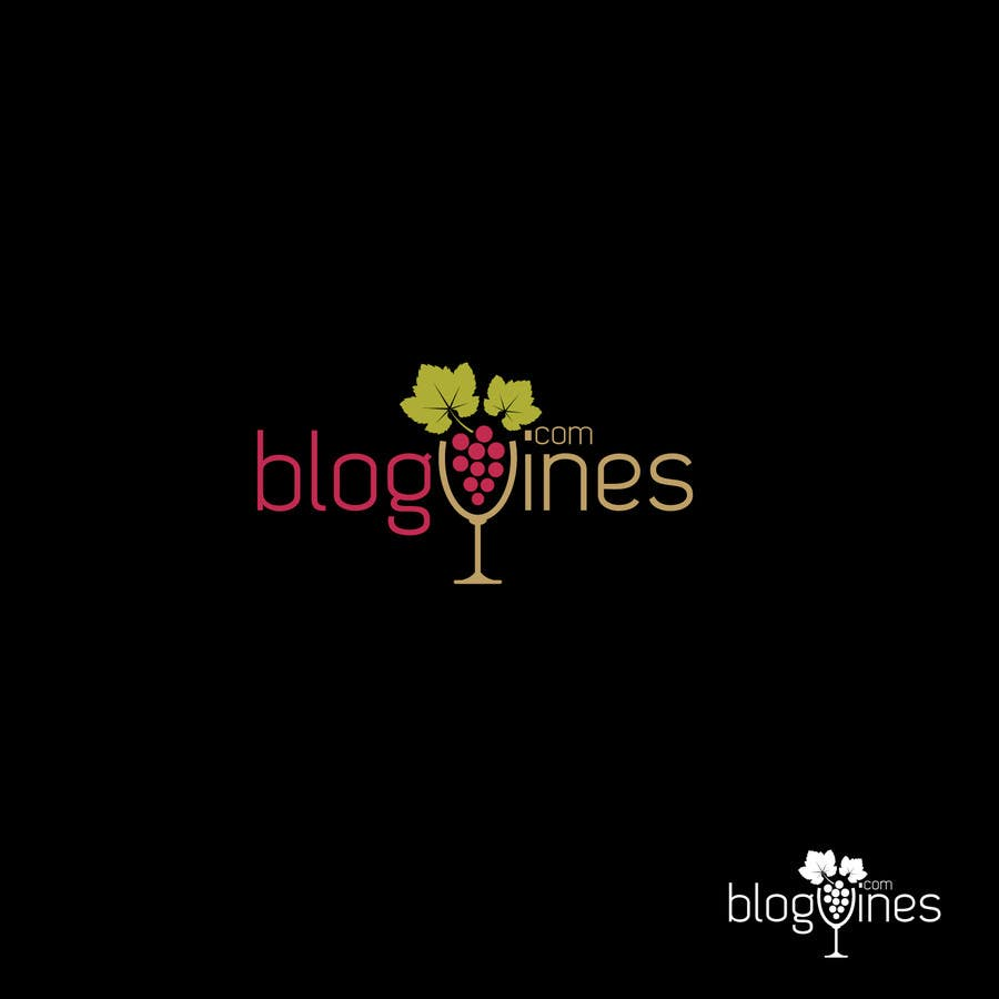 Inscrição nº                                         72                                      do Concurso para                                         Design a Logo for my wine blog website