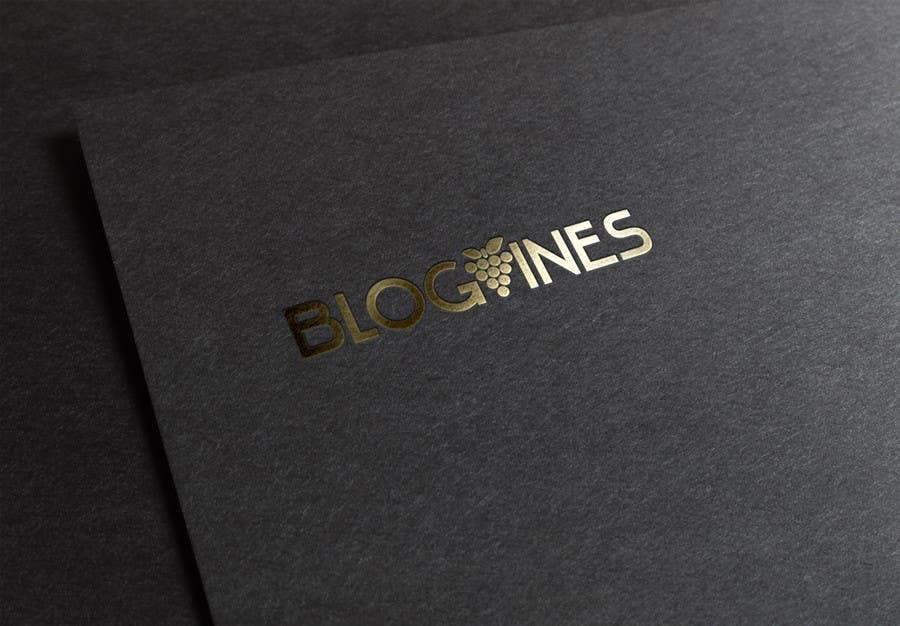 Inscrição nº                                         20                                      do Concurso para                                         Design a Logo for my wine blog website