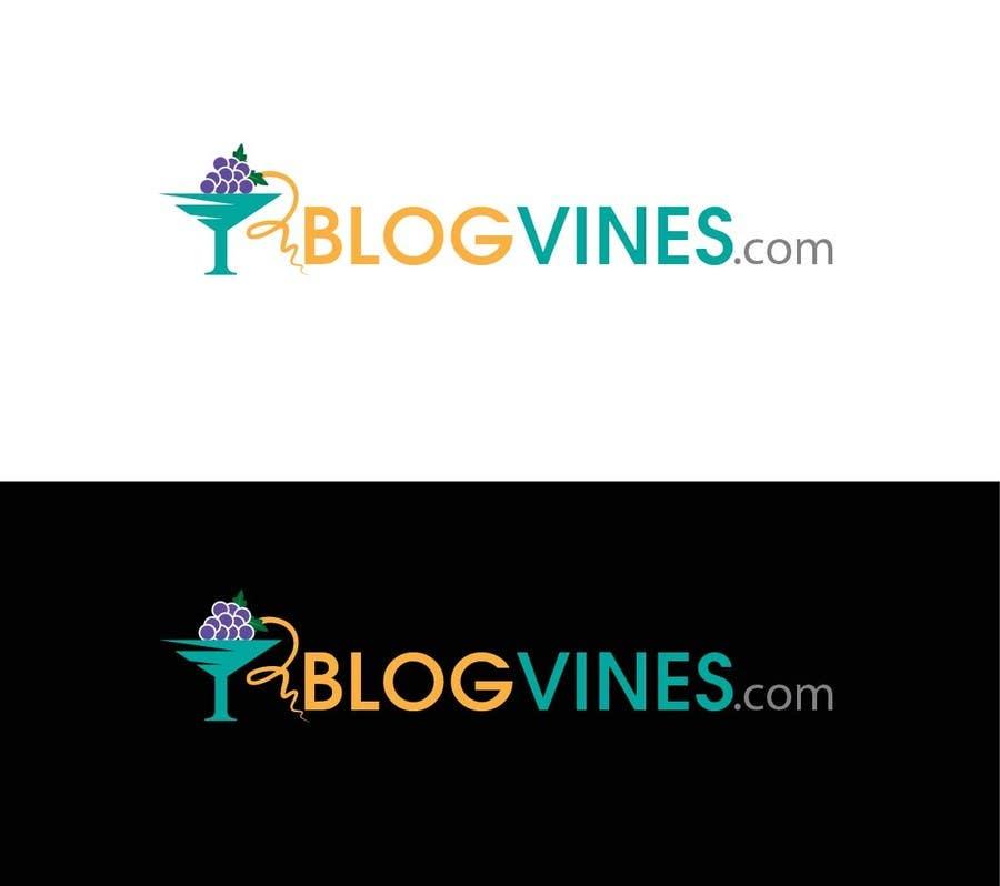 Inscrição nº                                         44                                      do Concurso para                                         Design a Logo for my wine blog website