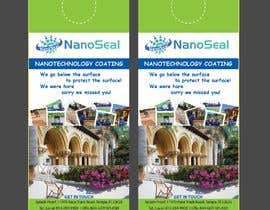 #53 for NanoSeal Brochure & Doorhanger by satishchand75
