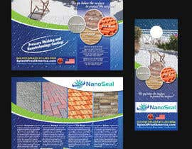 #49 for NanoSeal Brochure & Doorhanger by Jharna3