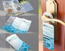 #29 for NanoSeal Brochure & Doorhanger by tengcgan