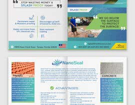 #48 for NanoSeal Brochure & Doorhanger by neerajkataria