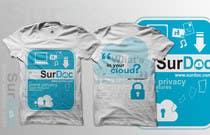 Graphic Design Inscrição do Concurso Nº39 para ***T-SHIRT*** for SurDoc.com - Bold, modern, innovative, fresh!!!