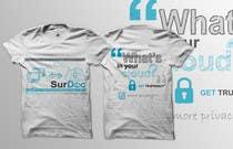 Graphic Design Inscrição do Concurso Nº40 para ***T-SHIRT*** for SurDoc.com - Bold, modern, innovative, fresh!!!