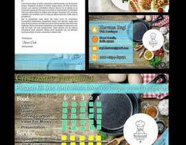bhavana2501 tarafından Restaurant Stationery için no 51