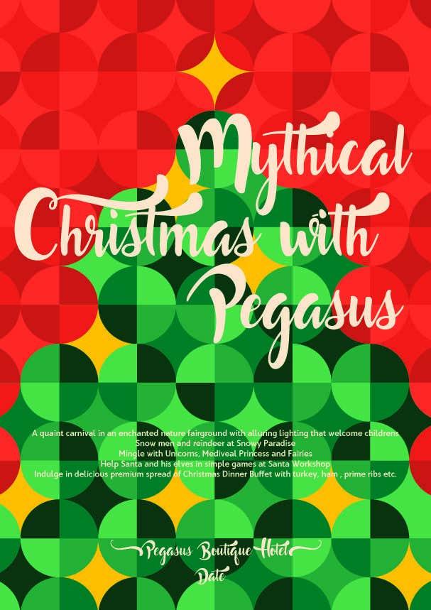 Příspěvek č. 1 do soutěže Design Christmas Carnival Marketing Material