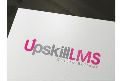 #50 para Logo Design for Upskill Learning Management System por iffikhan
