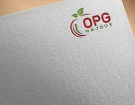 #50 untuk Design for Company Logo  -  OPG Hajduk oleh MohammadSiraj001