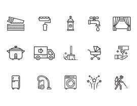 #12 for Design Icons for App af BuzzApt
