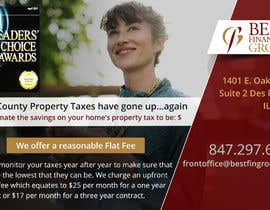 #42 for Postcard for Property Tax Appeals by rbc659