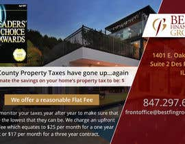 #43 for Postcard for Property Tax Appeals by rbc659