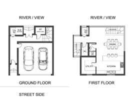#4 for Townhouse on the riverbank by petadel