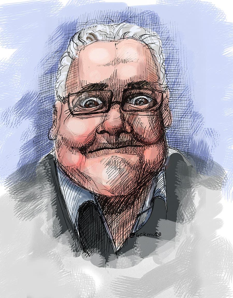 Kilpailutyö #                                        13                                      kilpailussa                                         Funny caricature or cartoon - Winner will multiplie the prize by 4 !! -- 2