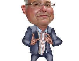 Nro 32 kilpailuun Funny caricature or cartoon - Winner will multiplie the prize by 4 !! -- 2 käyttäjältä kdanip