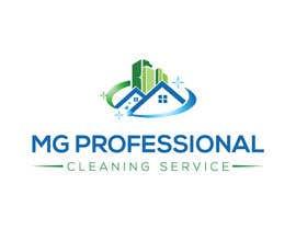 #100 untuk Design a logo for commercial cleaning company oleh ataurbabu18