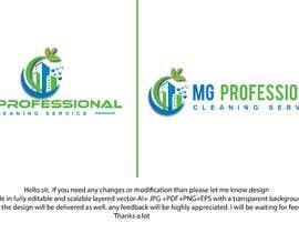 #97 untuk Design a logo for commercial cleaning company oleh mmasumbillah57