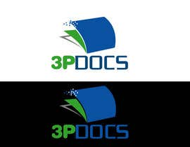 #133 para Logo Design for 3pdoc por woow7