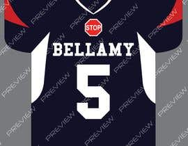 #5 for Design hockey jersey mock up by tflbr