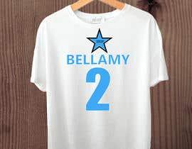 Nro 9 kilpailuun Design hockey jersey mock up käyttäjältä pranib512