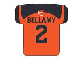 Nro 4 kilpailuun Design hockey jersey mock up käyttäjältä bibaaboel3enin