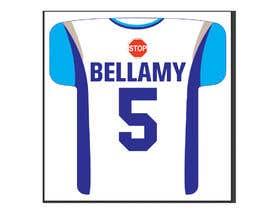 #6 for Design hockey jersey mock up by ferojabegum01