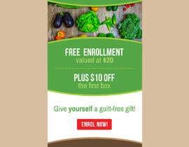 nº 43 pour Holiday Email Campaign par webdesignxp