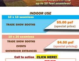 #5 cho I need some Graphic Design for Email Marketing Carpet Print bởi kvd05