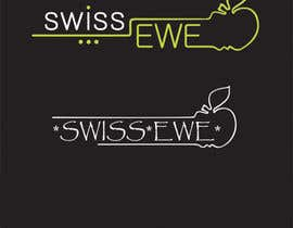 #214 para Logo Design for Swiss Ewe por PashaGr17