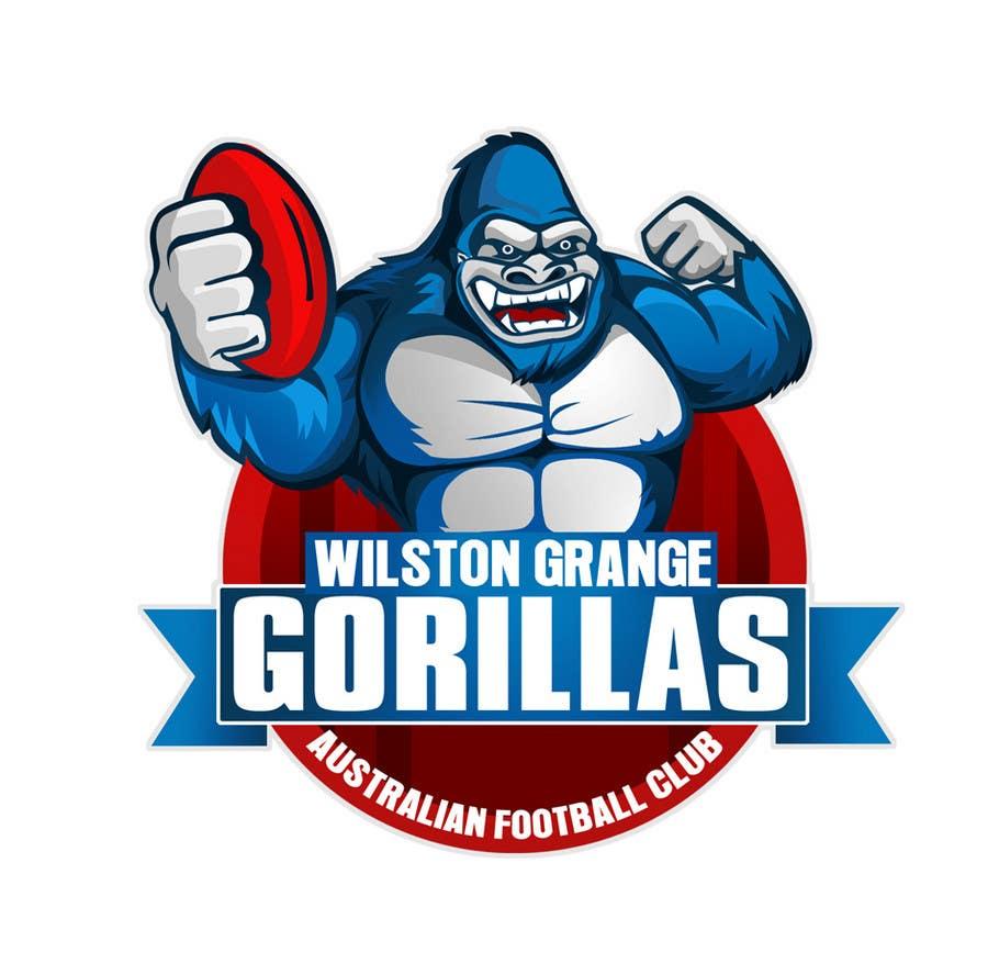 Inscrição nº                                         148                                      do Concurso para                                         Logo Design for Wilston Grange Australian Football Club