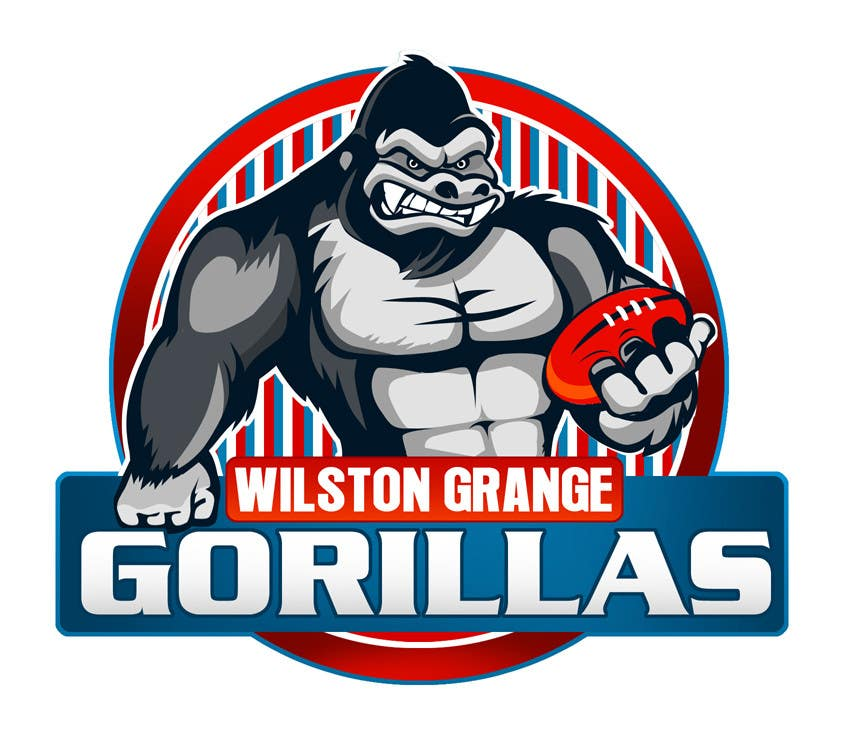 Inscrição nº                                         150                                      do Concurso para                                         Logo Design for Wilston Grange Australian Football Club