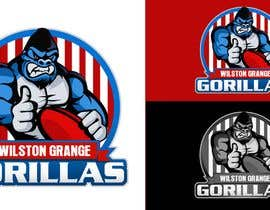 #113 para Logo Design for Wilston Grange Australian Football Club por pinky