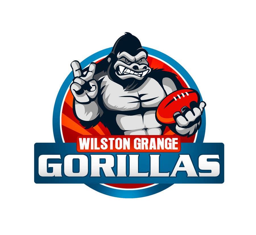 Contest Entry #                                        146                                      for                                         Logo Design for Wilston Grange Australian Football Club