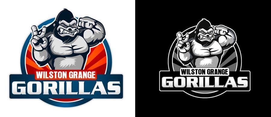 Inscrição nº                                         103                                      do Concurso para                                         Logo Design for Wilston Grange Australian Football Club