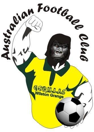 Contest Entry #57 for Logo Design for Wilston Grange Australian Football Club