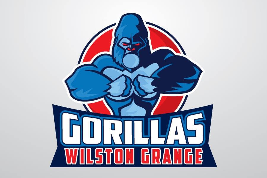 Contest Entry #110 for Logo Design for Wilston Grange Australian Football Club
