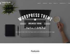 Nro 12 kilpailuun Design My Website using WordPress käyttäjältä Jamilur30