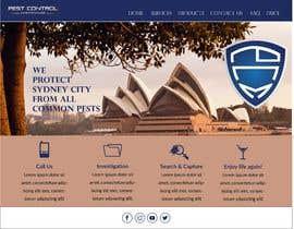 Nro 8 kilpailuun Design My Website using WordPress käyttäjältä Hannaneh