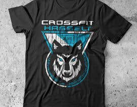 #23 for Design a T shirt for a CrossFit box by karlparan