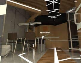 #10 dla Exterior and Interior Design for a High-end Fashion Retail Store -- 3 przez visibilizar