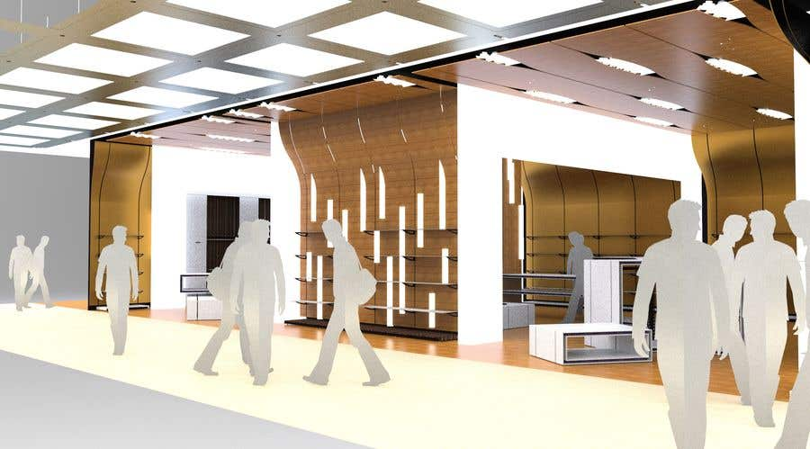 Contest Entry #7 for Exterior and Interior Design for a High-end Fashion Retail Store -- 3