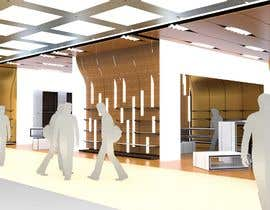 #7 dla Exterior and Interior Design for a High-end Fashion Retail Store -- 3 przez Arkhitekton007