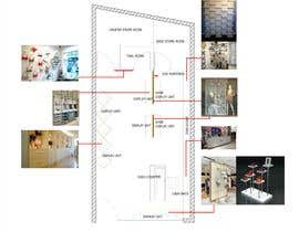 #1 untuk Exterior and Interior Design for a High-end Fashion Retail Store -- 3 oleh jacobbe