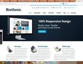 creativetigers32 tarafından Full Website Design Required - User Dashboard Creative Entries için no 7