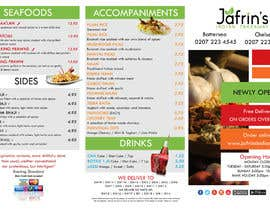 #33 pentru DESIGN INDIAN FOOD MENU de către pdiddy888