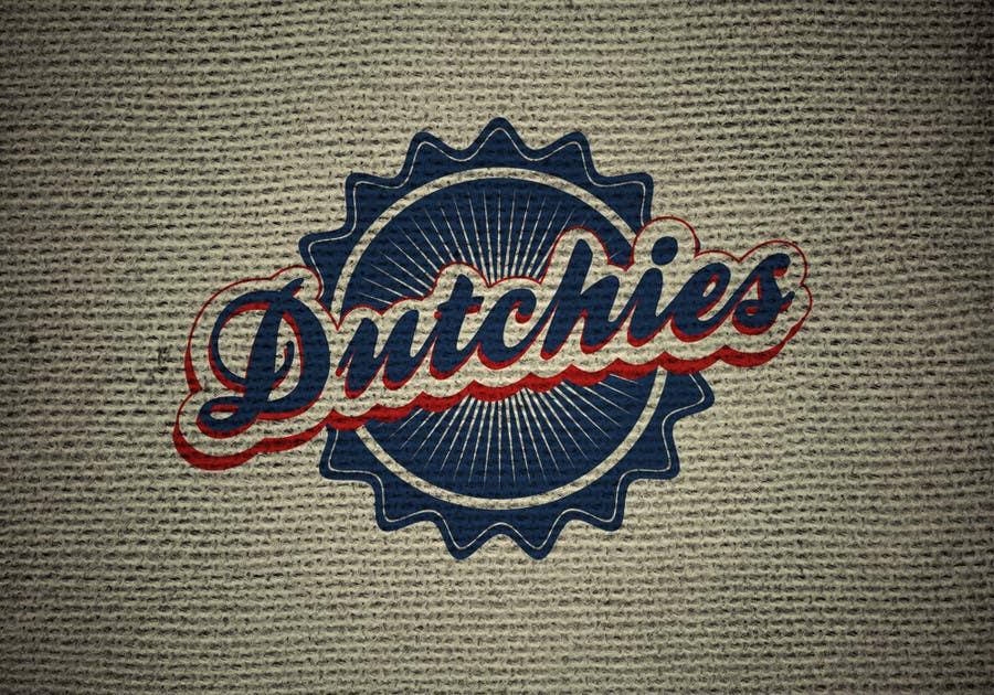 "Kilpailutyö #382 kilpailussa Logo Design for ""Dutchies"""