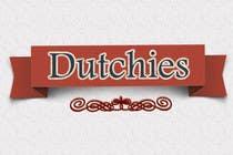 "Graphic Design Kilpailutyö #153 kilpailuun Logo Design for ""Dutchies"""